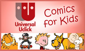 Universal Uclick Comics for Kids