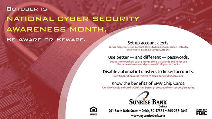 Cyber Month
